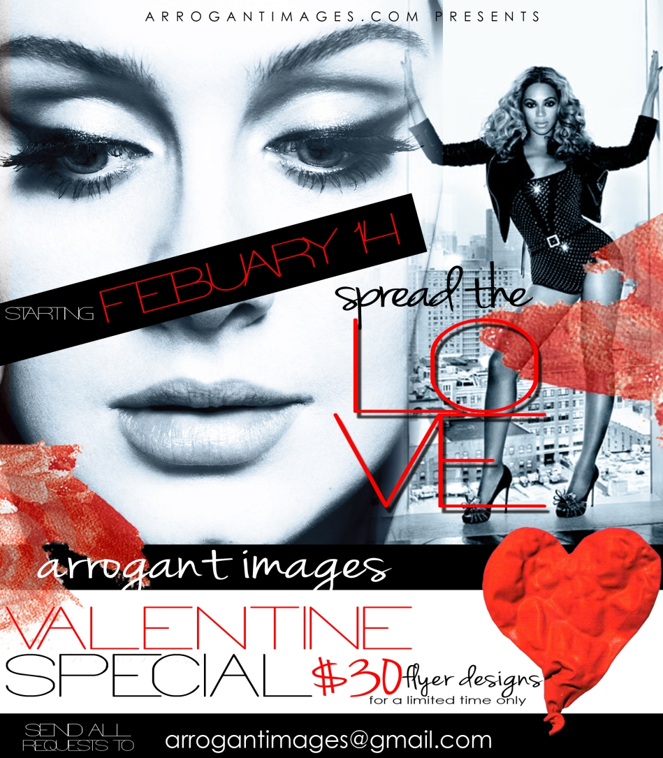 Spread the Love: Valentine's Day Special