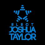 JoshuaTaylor-campaignlogo-blue